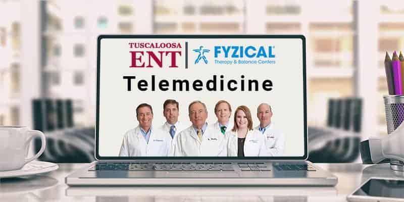 Telemedicine Tuscaloosa ENT 1