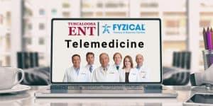 Telemedicine Tuscaloosa ENT