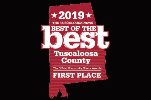 Best of Tuscaloosa 2019 Image